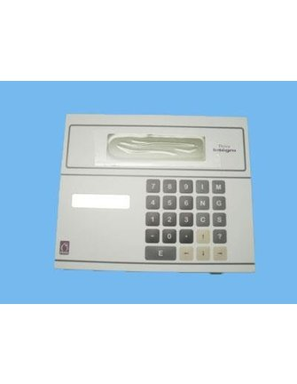 Priva Hortimation Integro tastatur lcd  forsænket