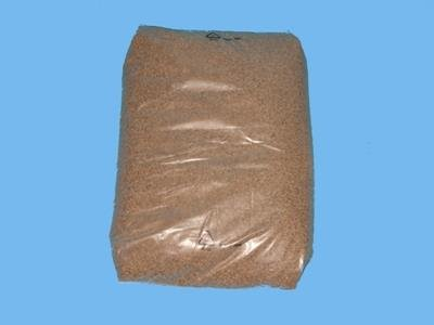 Sand til sandfilter 0,8-1,25 mm     25 kg
