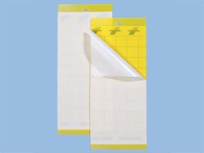 Klæbeplader - gul [10 x 25 cm] 10 stk.