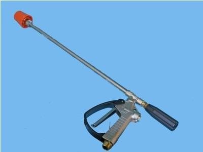 Alumax sprøjtepistol + luk 60 cm
