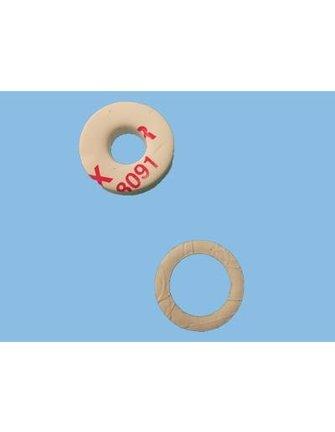 Enbar teflonfilter + ring O-ring