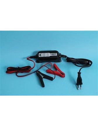 Batterioplader 12 volt 0,5 A tør + stik nr. 26