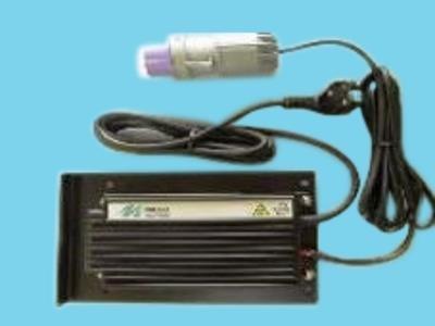 Højfrekvensbatterioplader 230 V-50 Hz, 24 V-11 A +