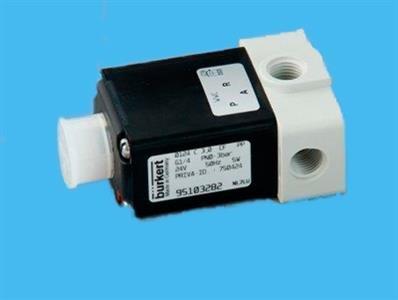 3-Vejs magnetventil Vialux 60 Hz