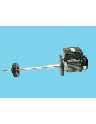 AG mixer flange 400V/370W/1400 0/min aksel 100cm
