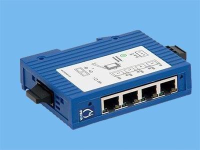 Alli 100Mbit 1FX/4TX UnManaged Switch