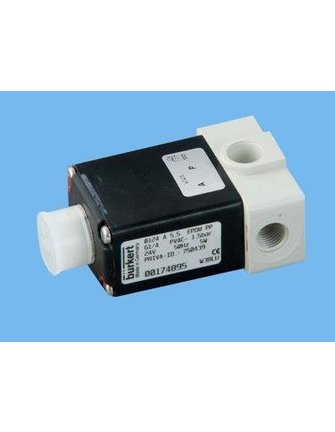 Alli vialux ventil 24VAC Type 124  DN5,5 50Hz
