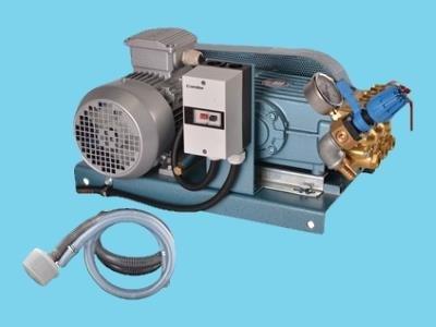 DP-pumpesæt 15l/55bar-400V - WS151