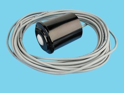Lineær lyssensor i aluminiumskabinet