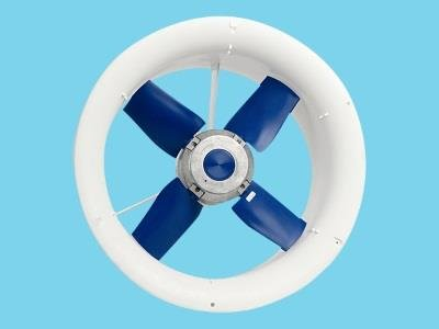 Priva Eco ventilator 4550 4560m3/h 230v.