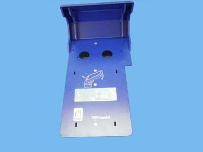 WPA PrivAssist plasticbagmateriale