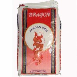 Dragon Pandan Rice long grain 20 kg