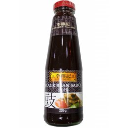 Lee Kum Kee Black Bean Saus 226g