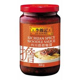 Lee Kum Kee Sichuan Spicy Noodle Saus 368g