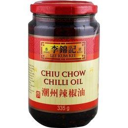 Lee Kum Kee Chiu Chow Chilli Oil 335g