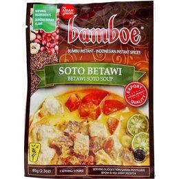 Bamboe soto Bewati