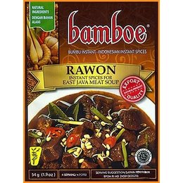 Bamboe Bamboe Rawon
