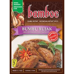 Bamboe Bamboe Rujak