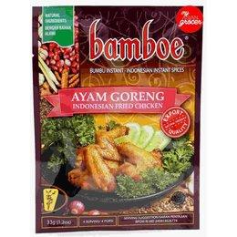 Bamboe Bamboe Ayam Goreng