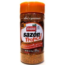 Badia Badia Sazon tropical (191,4g)