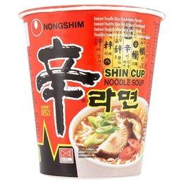 Shin Hot & Spicy Flavour Noodles