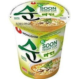 Nongshim Veggie Cup Noodle Soup