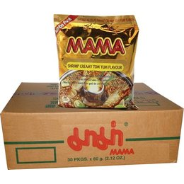 MAMA Mama Shrimp Creamy Tom Yum Jumbopack 20pcs