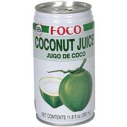 Foco Foco Kokoswater 350 ml