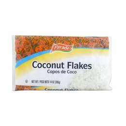 Coconut Flakes 198 g