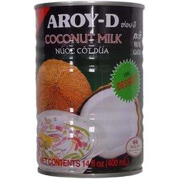 Aroy-D Aroy-d Kokos Melk (voor nagerechten) 400 ml