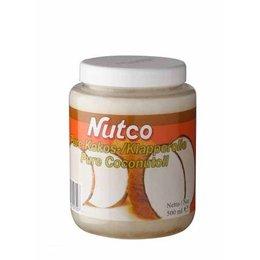Nutco Nutco Coconut Oil 500 ml
