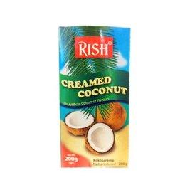 Rish Rish Creamed Coconut 200 g