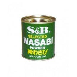 S&B Foods INC Wasabi poeder