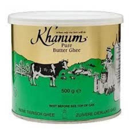 khanum Khanum butter ghee 500 g