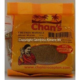 Chan's / Chans Massala curry 80g
