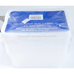 Peter's Microwave Box 1000ml