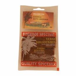 Indonesia Boemboe Soto No. 12   100 gram