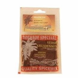 Indonesia Boemboe Babi Ketjap Nr. 15 | 100 gram