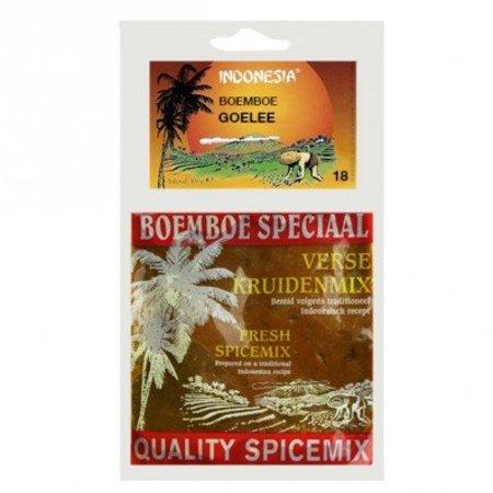 Indonesia Indonesia Boemboe Goelee Nr. 18 | 100 gram