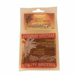 Indonesia Boemboe Oblok-Oblok No. 20 | 100 gram
