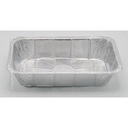 Aluminum Container deep S 26,5x16x5,5cm