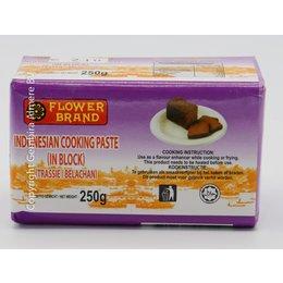 Flower Brand Garnalenpasta in blok(Trassie) 250g