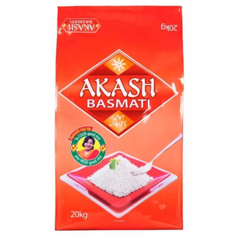 akash basmati rijst