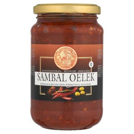 What is sambal oelek