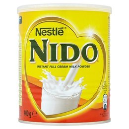 Nestle Nestle nido instant full cream milk powder 400 g