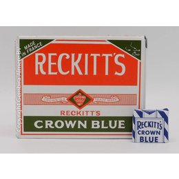 Reckitts Crown Blauwsel 1 stuk