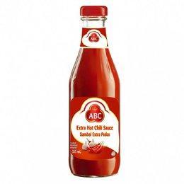 ABC Extra hot Chilli sauce 335 ml