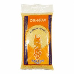 Dragon Parboiled rice 4.5 kg