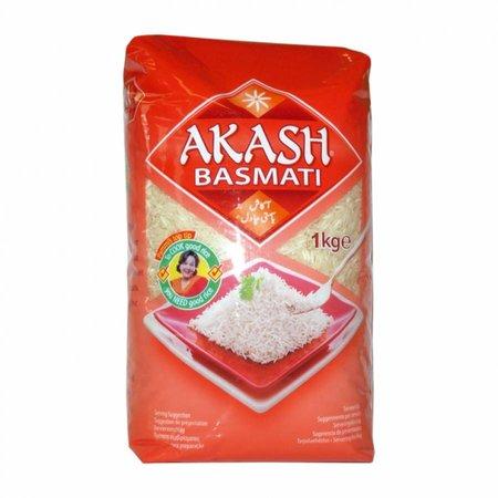 Akash Akash Basmati Rijst 1KG