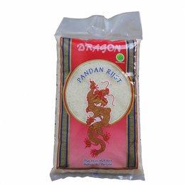 Dragon Thai Hom Mali Pandan rijst 4.5 kg
